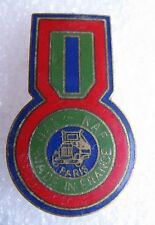 Pin's NAFNAF made in France Paris Camion Truck #1481