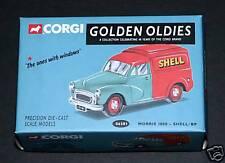 CORGI, GOLDEN OLDIES, SHELL MORRIS 1000 TRUCK, MIB!