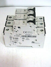 Lot 3 Pcs NEW,SIEMENS 5SY61 MCB C4, -230/400V  Miniature Circuit Breaker