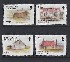 """Falkland est.2003 des bergers """"maisons SG 947-950 neuf sans charnière."""