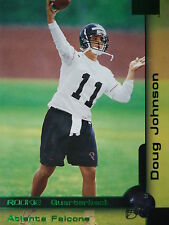 235 Doug Johnson Atlanta Falcons Skybox 2000 Rookie