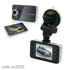 "2.4"" LCD Full HD 1080P Car DVR Video Driving Recorder Camera Tachograph K6000"