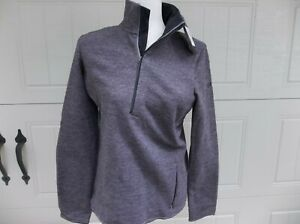 NWT WOMEN'S UNDER ARMOUR UA WINTER SWEET GRID 1/2 ZIP SWEATER.SMALL.NEW 2020.