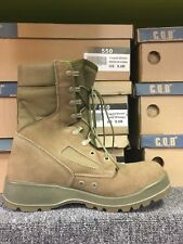 CQB Boots - size 9R  -New - Coyote Brown