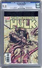 Incredible Hulk #92A Ladrönn 1st Printing CGC 9.8 2006 1207310023
