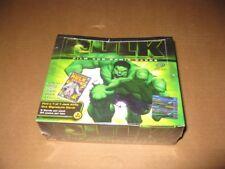 Hulk Film and Comic Trading Card Box