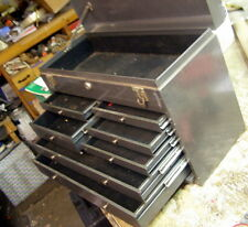 ** Vintage - KENNEDY - 7 Drawer Machinists Chest -- Ex Military Item **