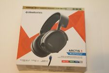 SteelSeries Arctis 3 61509 Bluetooth and Wired Gaming Headset - Black OPEN BOX