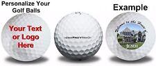 1 Dozen Customized Refurbished ProV1 Golf Balls