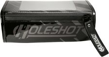 Holeshot Smart Handlebar Bar Pad - Black - 80026562