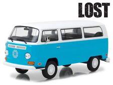 LOST réplique van Dharma Volkswagen 1/24 en métal Dharma van volkswagen replica
