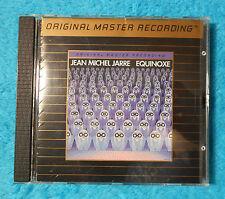 JEAN MICHEL JARRE - EQUINOXE OMR CD Original Master Recording UDCD 647