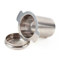 Tea Infuser Basket Fine Mesh Tea Strainer with 2 Handle Stainless Steel Reusable