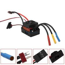 Waterproof 60A Sensorless Brushless Racing Speed Controller ESC For 1/10 RC Car