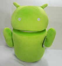 Google Android Plush Large 19 Inch Green Official NEW Stuffed Bug Droid