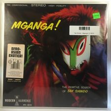 Tak Shindo - Mganga! LP NEW exotica
