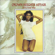 Crown Heights Affair – Do It Your Way   new cd