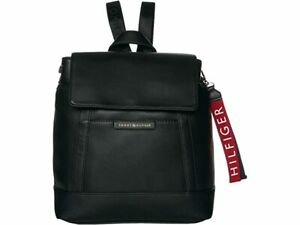 Tommy Hilfiger Lottie Smooth PVC Backpack