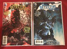 Batman Detective Comics:The New 52 #27 Jim Lee & Fabok Set of 2 Variants DC