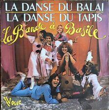 "La Bande à Basile - La Danse du Balai - Vinyl 7"" 45T (Single)"