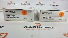 Keyence GT2-72P Sensor NEW