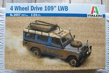 1/24 Land rover 4WD 109 LWB safari ITALERI maquette voiture neuve