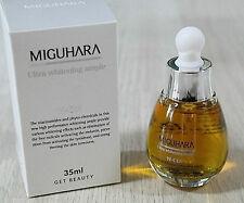 35ml MIGUHARA Ultra Whitening Ampoule Brightening Golden extract Honey Luminous