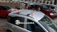 BARRE TETTO ALLUMINIO FIAT PANDA 169- COLORE ARGENTO DAL 2003 AL 2011