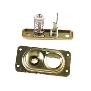 UPPER&LOWER Hood Latch Lock FOR VW Jetta 191 823 507 191 823 509