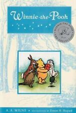 Winnie-The-Pooh: Winnie-the-Pooh by A. A. Milne (2009, Hardcover,...