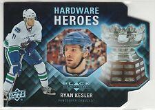 2011 11-12 Black Diamond Hardware Heroes #HHRK Ryan Kesler 51/100