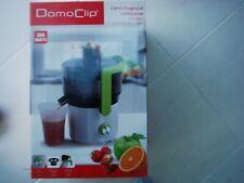 Domoclip Centrifugeuse Électrique Presse-Agrumes Presse-Fruits 61206397 NEUVE