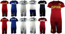 Vêtements de sport en polyester pour garçon de 14 ans