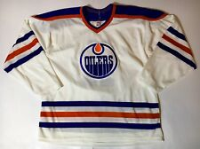 New Vintage Authentic CCM 1980's Mens Large Edmonton Oilers Mark Messier Jersey