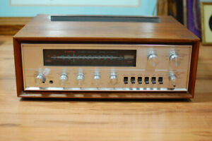 Vintage Pioneer SX-1000TW Stereo Receiver Amplifier made in Japan Working