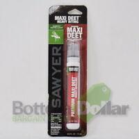 Sawyer Premium MAXI-DEET Heavy Biting Insect Repellent .5 Oz Spray Tube