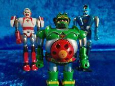 *R6 POPY Starzinger Sir Jogo Ian Coogo Don Hakka dx vintage robot Ceppiratti H.K