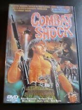 Action DVD, COMBAT SHOCK - DVD