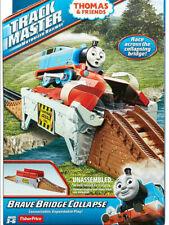 Thomas BRAVE BRIDGE COLLAPSE Track Expansion Pack Trackmaster Train Set