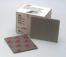 3M Softback Sanding Sponge, 02604, 4-1/2 in x 5-1/2 in, Fine (1 Box / 20pcs)