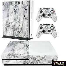 Marble Skin Xbox One S Microsoft Xbox One Slim Granite Decal Sticker VWAQ-XSGC7
