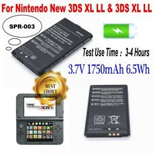 For New Nintendo 3DS XL LL and 3DS XL LL Game 1750mAh 6.5Wh Rechargeable Battery