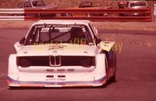 David Hobbs #2 BMW 320 @ 1978 IMSA Portland - Vtg 35mm Race Negative