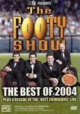 THE NRL FOOTY SHOW: --- --- THE BEST OF 2004 – --- --  DVD, RUGBY LEAGUE
