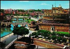 AA3459 Roma - Città - Castel S. Angelo e Ponti sul Tevere