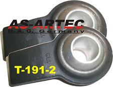 2 Stück Unterlenker Anschweißkugel Kat 1   22mm Schlepper