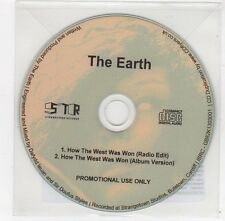 (FC223) The Earth, How The West Was Won - 2013 DJ CD