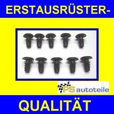 10x Abdeckstopfen Innenraum Opel Ascona C, Calibra, Vectra A, Corsa A, Omega A+B