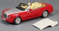 1/43 Kyosho Rolls Royce Phantom Drophead Coupé Ensign Rouge objet: 5532ER