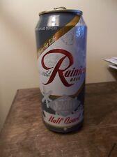 Rainier Winter Jubilee beer can  Aluminum ~ 16oz winter 2017 / 2018 Gray
